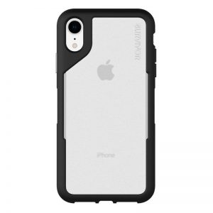 carcasa-iphone-xr-griffin-survivor-endurance-gris-oscuro